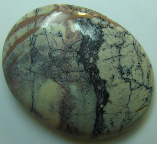 PORCELAIN JASPER FROM MEXICO 42.40 CTS