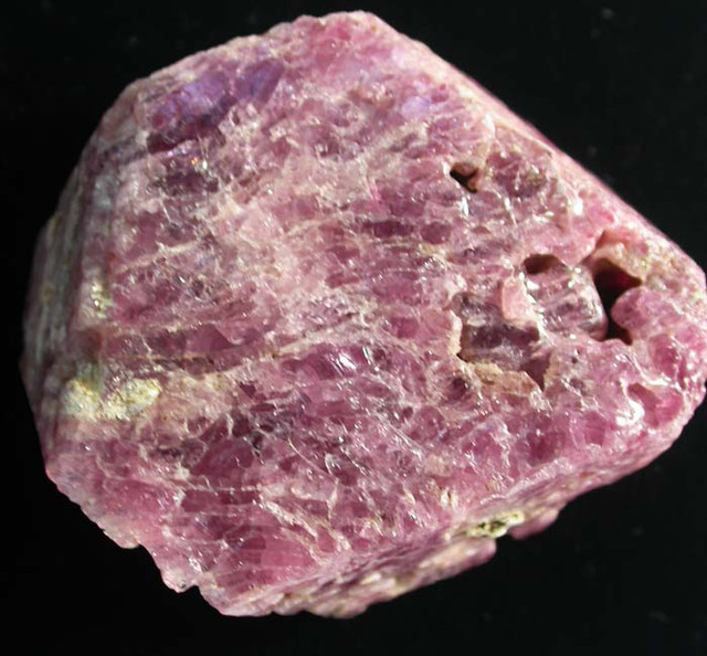 554 CTS SPINEL  CRYSTAL SPECIMEN FROM MYANMAR  [MGW1007A ]