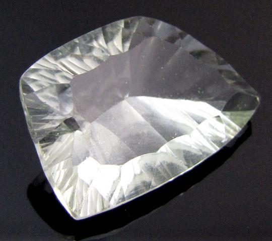 AS CLEAR AS A DIAMOND ....
