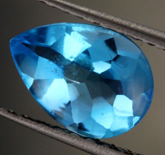 2.33 CTS SWISS BLUE TOPAZ - VS  [SB027]
