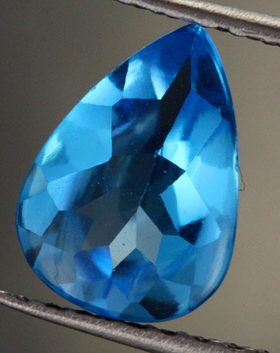 1.95 CTS SWISS BLUE TOPAZ - VS  [SB030]
