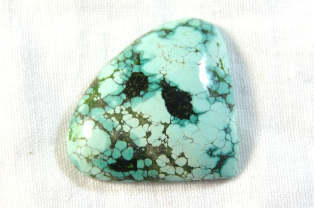 Tibetan Turquoise 42MM ARROW SHAPE CABOCHON