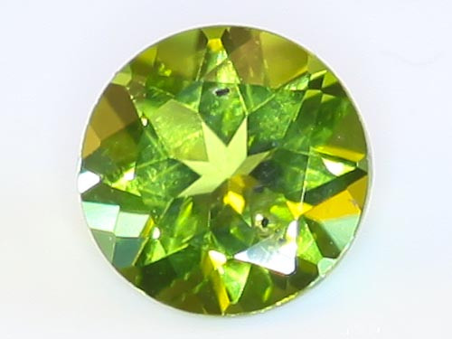 PERIDOT FACETED STONE  1.80CTS JW-2