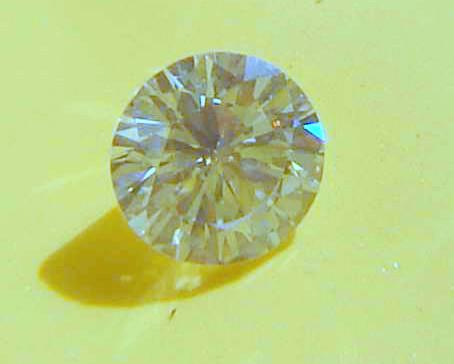 NATURAL SOLITIARE WHITE DIAMOND-1.65CTWSIZE-1PCS