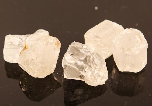 QUARTZ BEAD DRILLED (5PC) 164 CTS JW105