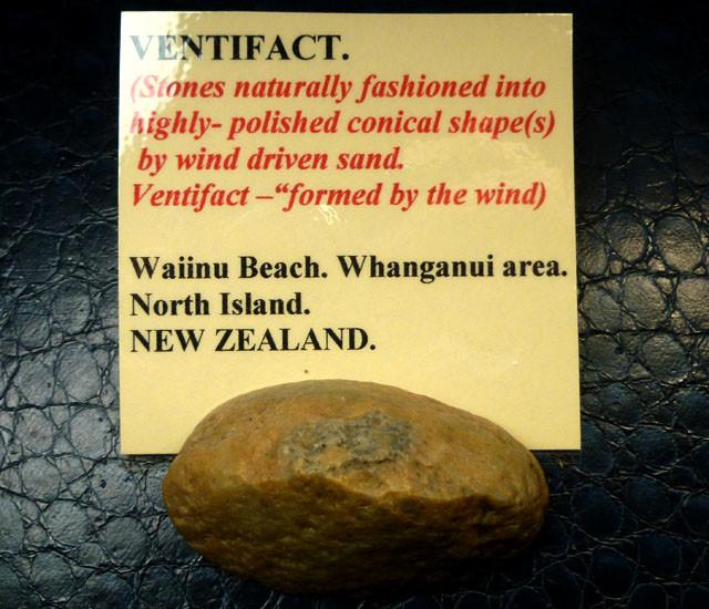 NEW ZEALAND VENTIFACT  261   CTS RT 1460