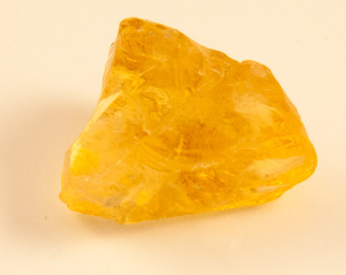 A GRADE CITRINE ROUGH NATURAL 19CTS JW-172