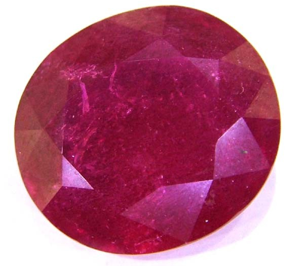 RUBY PIGEON BLOOD  RED 15.5  CTS ADG-827