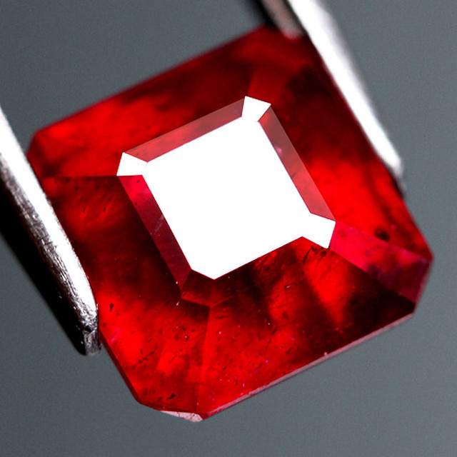 2.58 Carat VS Cherry Ruby - Gorgeous Gem