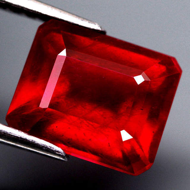 2.90 Carat Fiery VS Pigeon Ruby - Gorgeous