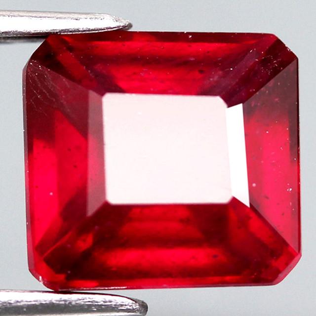 2.5 Carat VS2 Cherry Ruby - Gorgeous