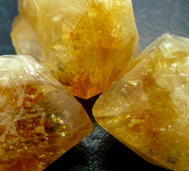 621 CTS BRAZILIAN CITRINE POINT PARCEL MS 621