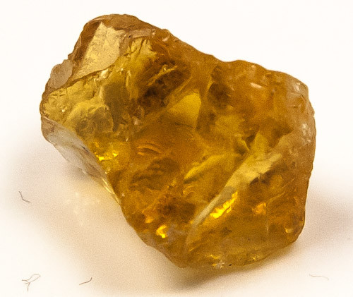 10CTS A GRADE CITRINE ROUGH NATURAL JW-223