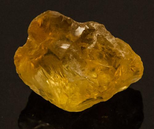 A GRADE CITRINE ROUGH NATURAL 12CTS JW-285