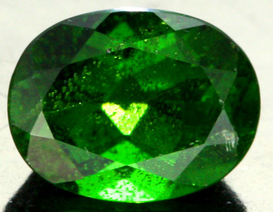 1.56 CTS CHROME DIOPSIDE - RICH GREEN [SB352]