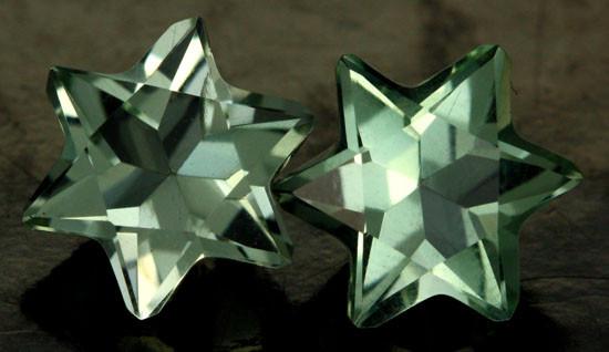5.25 CTS VS PRASIOLITE STARS (PRASIOLITE) [S7495]