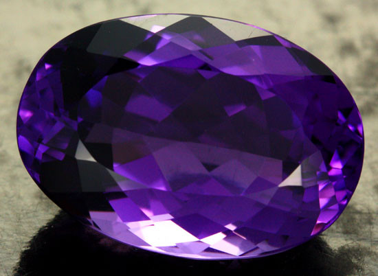 22.98 CTS VS AMETHYST - DEEP RICH PURPLE COLOUR [S7537]