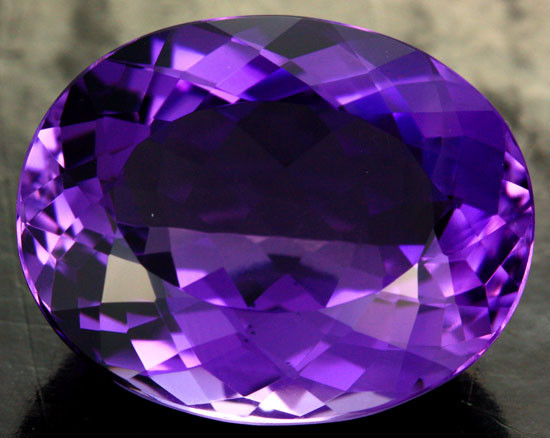 30.33 CTS VS AMETHYST - DEEP RICH PURPLE COLOUR [S7552]