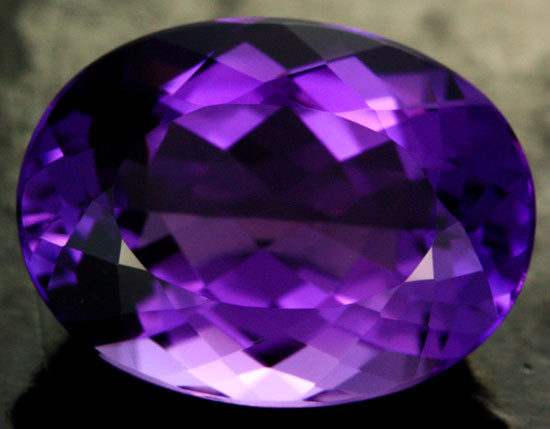16.19 CTS VS AMETHYST - DEEP RICH PURPLE COLOUR [S7569]