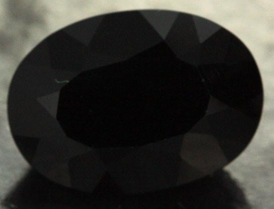 6.34 CTS BLACK SMOKY QUARTZ -  VVS [S7611]