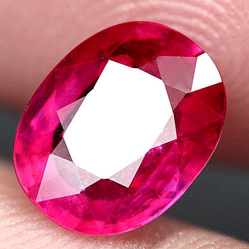 2.25 Carat Pink Ruby - Gorgeous