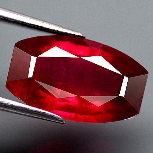 4.05 Carat Ruby - Pigeon Blood Color - Superb