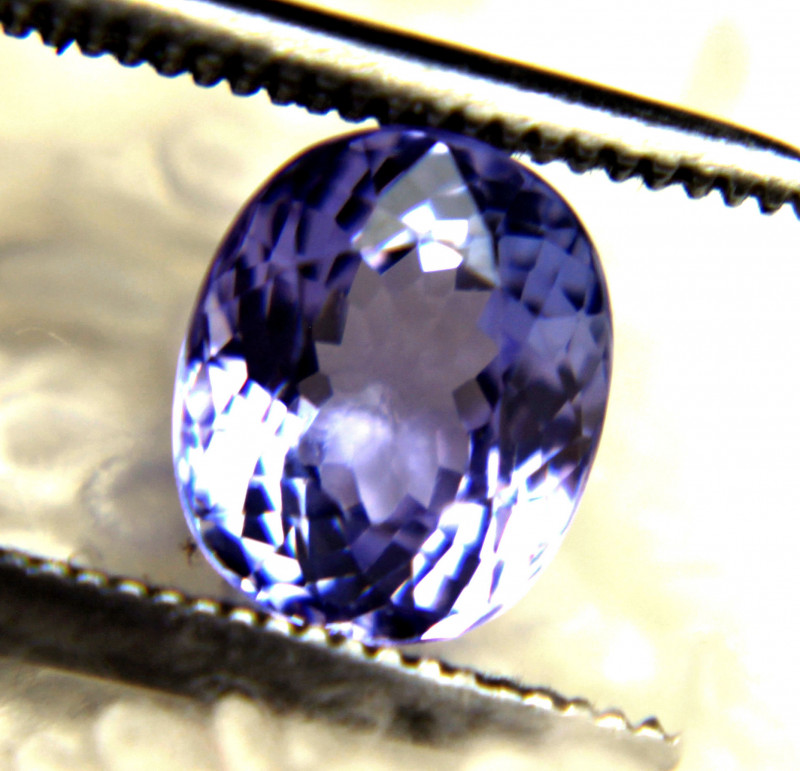 1.32 Carat VVS Tanzanite - Gorgeous