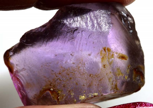 AMETRINE ROUGH  56  CTS ADG-1095