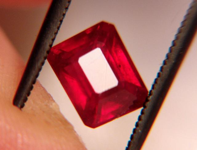 1.98 Carat Pigeon Blood Ruby - Gorgeous Gem