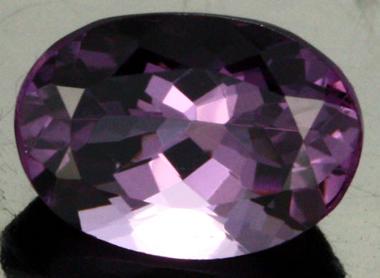 1.27 CTS CERTIFIED PASTEL PURPLE MAHENGE SPINEL [SNPu3]