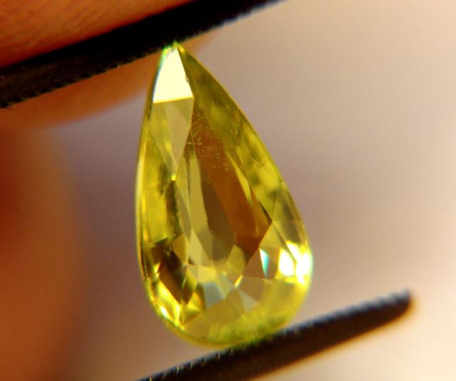 2.01 Carat VVS/VS African Sphene - Beautiful Gem