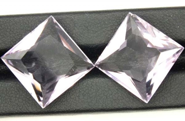 AMETHYST FACETED STONE 25.5 CTS CG-1208
