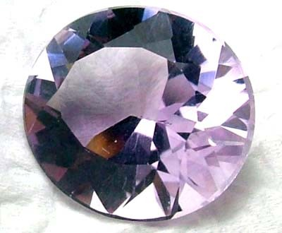 AMETHYST FACETED STONE 7 CTS CG-1410