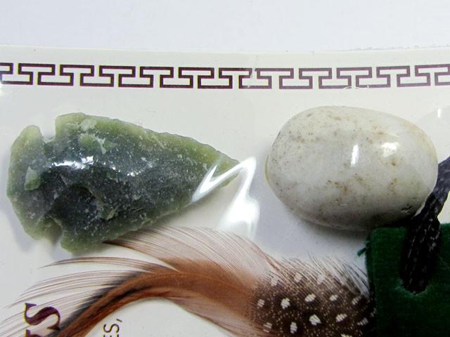NATIVE AMERICAN INDIAN MEDICINE BAG  AGR 189