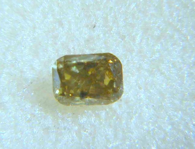 NATURAL -INTENSE GREEN DIAMOND-1.02CTWSIZE-1PCS