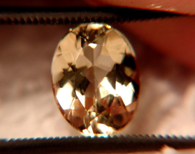 1.99 Carat VVS1 Golden Beryl - Superb