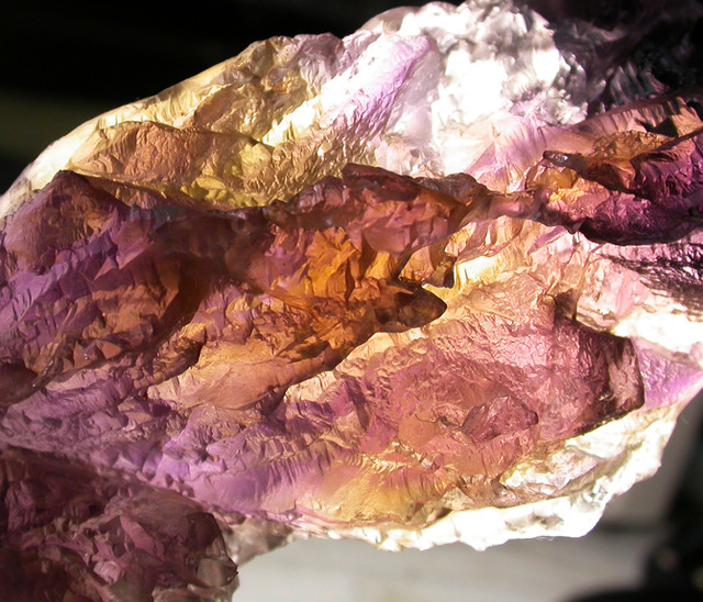 1650 CTS LARGE AMETRINE CRYSTAL FOR COLLECTORS [MGW1000C ]