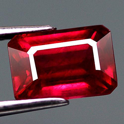 2.10 Carat Fiery Ruby - Gorgeous Gem