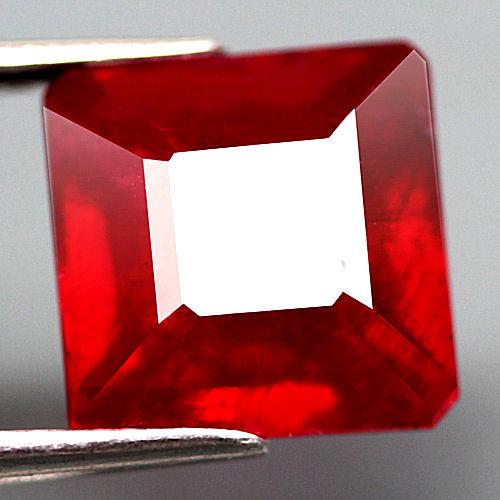 6.16 Carat Fiery Cherry Ruby - Gorgeous