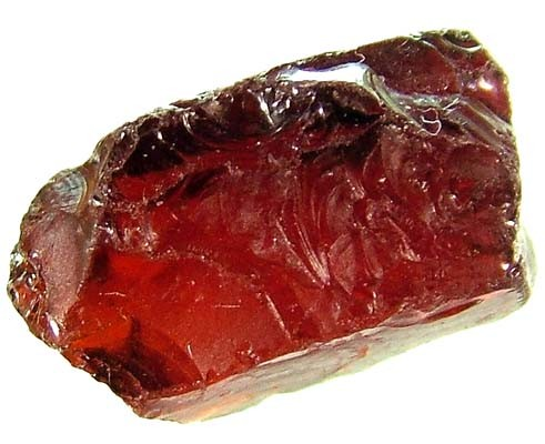 GARNET ROUGH NATURAL 9.90 CTS TBG-1887