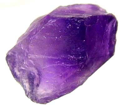AMETHYST NATURAL ROUGH 7.75 CTS TBG-2038