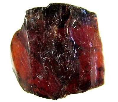 GARNET ROUGH NATURAL 10.50 CTS TBG-1752