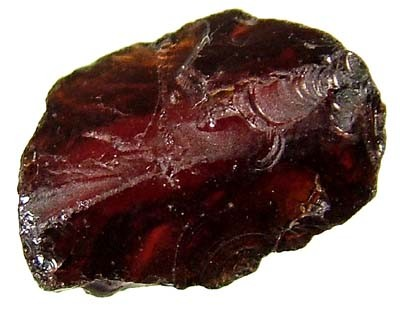 GARNET ROUGH NATURAL 8.10 CTS TBG-1769