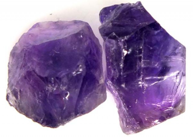 18 CTS AMETHYST NATURAL ROUGH  LG-880