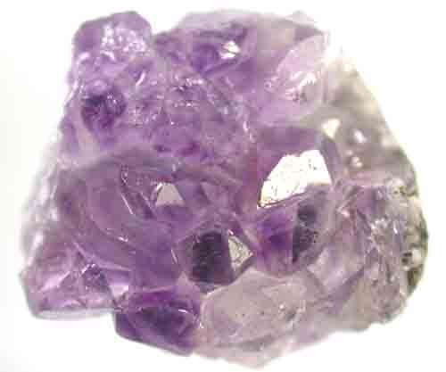 AMETHYST CLUSTER FROM INDIA 75.5 CTS [FP737 ]