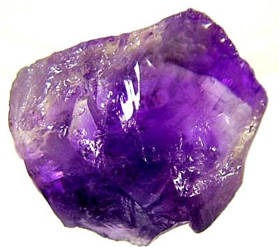 AMETHYST FACETING ROUGH 10.40 CTS LG-1128