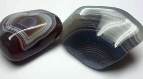 STRIPED BOTSWANA AGATE 41 CTS   [MGW861 ]