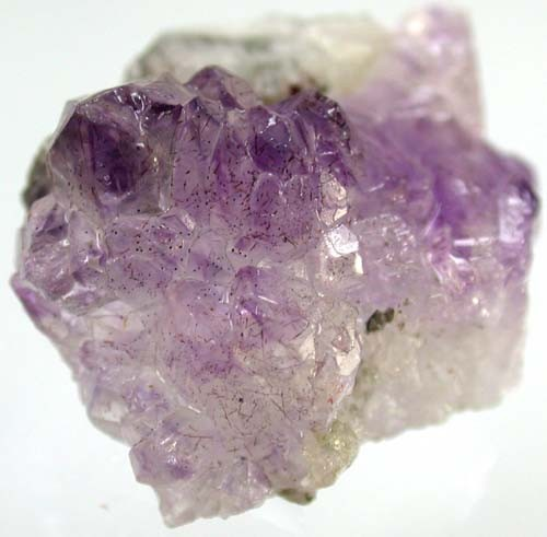 AMETHYST CLUSTER FROM INDIA 31 CTS   [FP766  ]