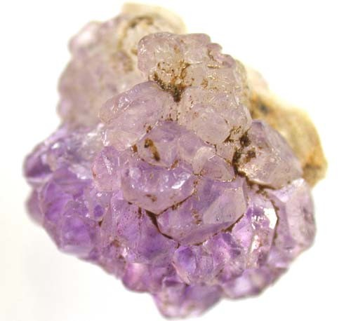 AMETHYST CLUSTER FROM INDIA 32 CTS   [FP784  ]