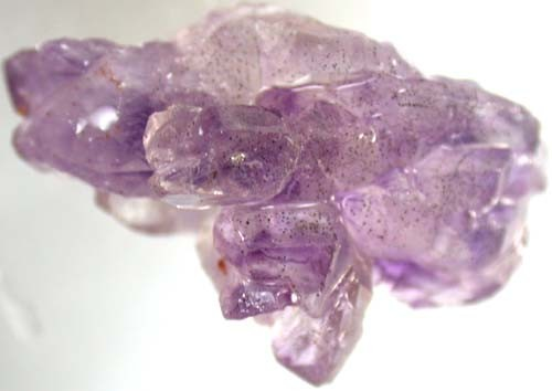 AMETHYST CLUSTER FROM INDIA 25.4 CTS   [FP792  ]